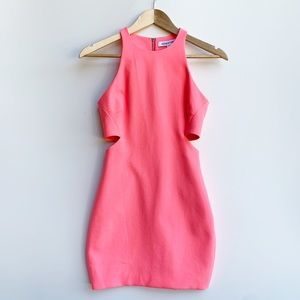 Elizabeth and James Lela Sheath Dress Pink Size 0
